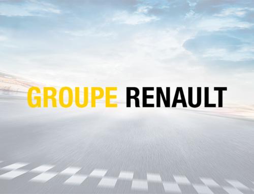 Elucidat en pole position chez le Groupe Renault !