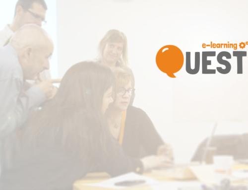 E-Learning Quest vous aide à améliorer le processus de réalisation de vos modules e-learning !