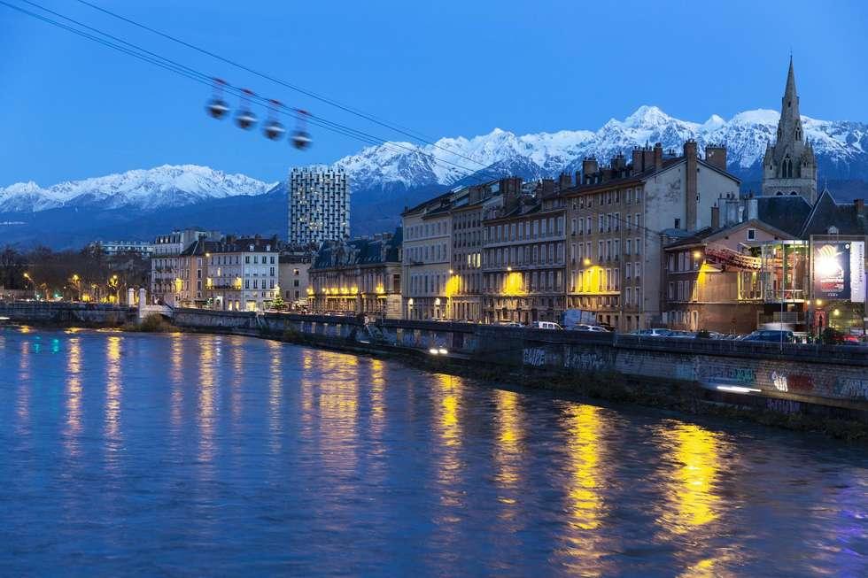 Grenoble - Bulles de nuit