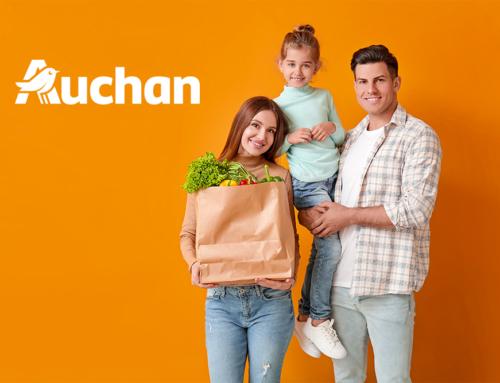 AUCHAN choisit Elucidat !